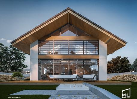 Luxushaus Architektenhaus MH2