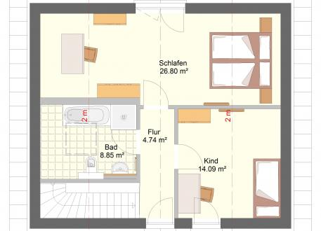 Klassik 11.28 Individuell planen & bauen - Einfamilienhaus