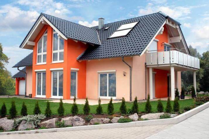 Architektenhaus 1 -