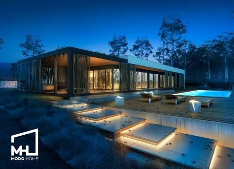 Designerhaus Architektenhaus MH5