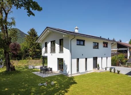 Holzhaus Aschau - Familienheim für vier und mehr
