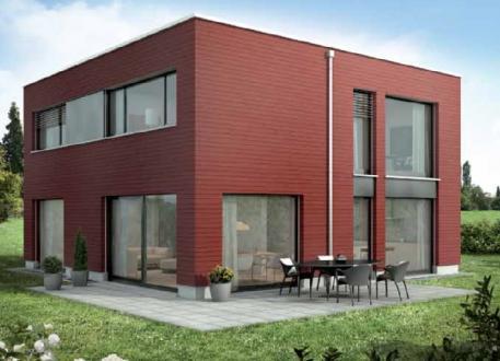 Ausbauhaus - 146 Stadtvilla -Energieklasse A+ - 95.300.-- € inkl. 19% MwSt.