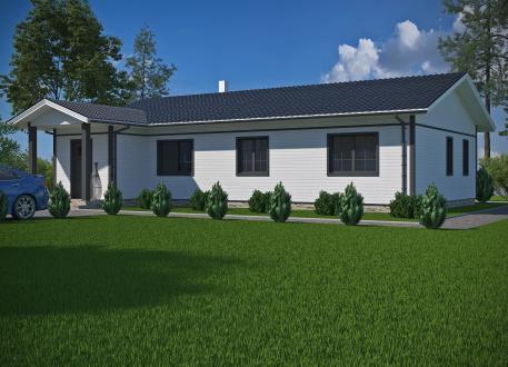 bis 100.000 € Ausbauhaus 100/1 - 59.900.-- € inkl. 19% MwSt.