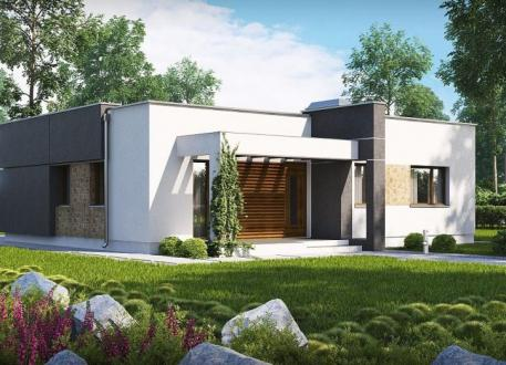 Ausbauhaus 105 - Energieklasse A+ - Kaufpreis 39.580.-- € inkl. MwSt.