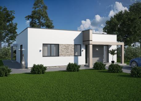 bis 100.000 € Ausbauhaus 105 - 59.900.-- € inkl. 19% MwSt.