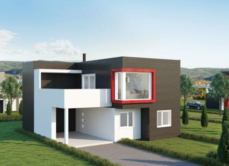 bis 200.000 € Ausbauhaus 106 - KfW 55 - Kaufpreis 90.100.-- € inkl. MwSt.