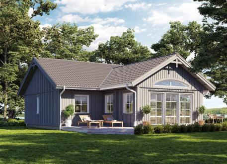 Ausbauhaus 107/3 - Energieklasse A+ - Kaufpreis 59.685.-- € inkl. MwSt. -