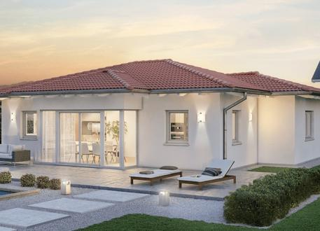 bis 100.000 € Ausbauhaus 112 - Energieklasse A+ - Kaufpreis 61.400.-- € inkl. MwSt.