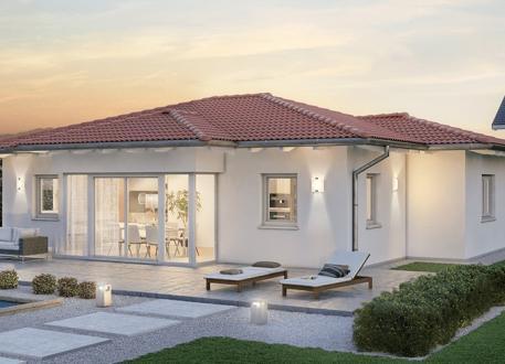 bis 150.000 € Ausbauhaus 112 - KfW 55 - Kaufpreis 80.100.-- € inkl. MwSt.
