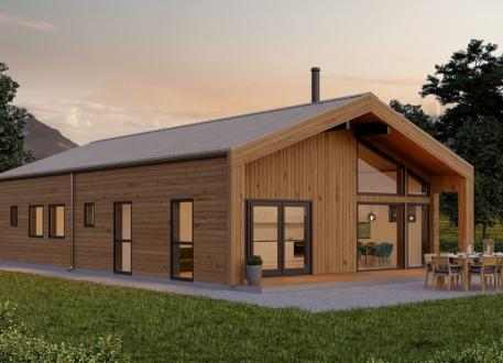Ausbauhaus 117 - Energieklasse A+ -Kaufpreis 87.750.-- € inkl. MwSt.