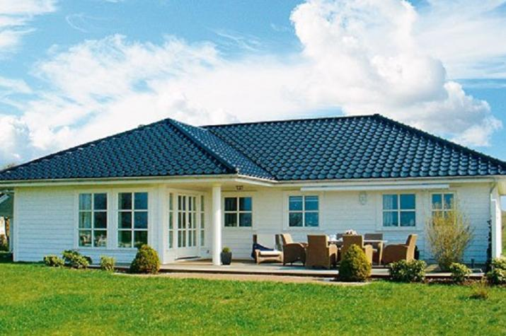 Ausbauhaus 120 - Energieklasse A+ - Kaufpreis 51.208.-- € inkl. MwSt. - Ansicht