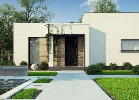 bis 75.000 € Ausbauhaus 124 - KfW 55 - Kaufpreis 73.200.-- € inkl. MwSt.