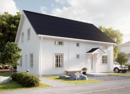 Schwedenhaus Ausbauhaus 127 - Sommer-Special - Kaufpreis 52.900.-- € inkl. MwSt.