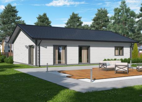 bis 100.000 € Ausbauhaus 137 - Energieklasse A+ - Kaufpreis 40.350.-- € inkl. 19% MwSt. -