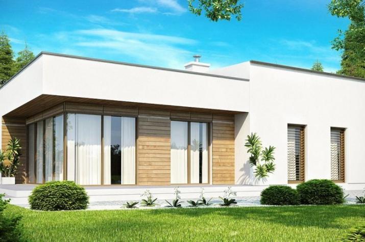 Ausbauhaus 140 - Energieklasse A+ - Kaufpreis 53.620.-- € inkl. MwSt. - Ansicht