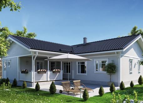 bis 100.000 € Ausbauhaus 141 - Energieklasse A+ - Kaufpreis 45.700.-- € inkl. MwSt.
