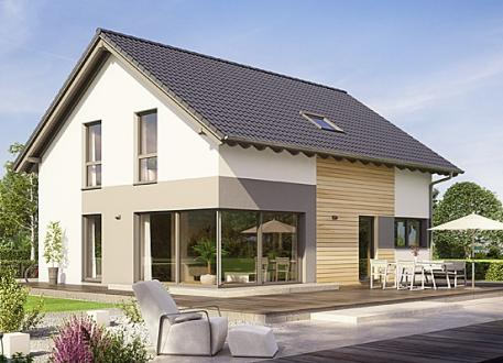 bis 100.000 € Ausbauhaus 160 - Energieklasse A+ - Kaufpreis 70.900.-- € inkl. MwSt.