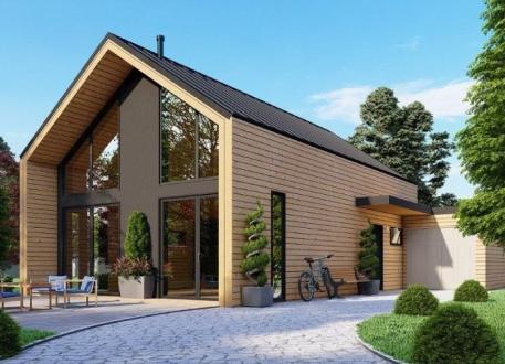 bis 200.000 € Ausbauhaus 170 - Energieklasse A+ - Kaufpreis 88.700.-- € inkl. MwSt.