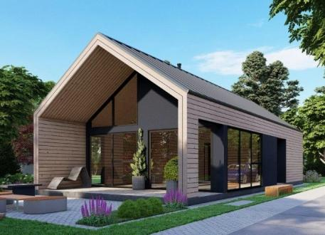 bis 200.000 € Ausbauhaus 175 - Energieklasse A+ - Kaufpreis 93.300.-- € inkl. MwSt.
