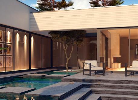 Bungalow Ausbauhaus 269 - KfW 55 - Kaufpreis 136.900.-- € inkl. MwSt.