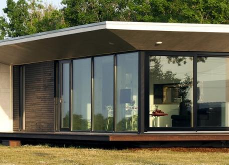 bis 100.000 € Ausbauhaus 40,0 m² - Energieklasse A+ - Kaufpreis 34.000.-- € inkl. MwSt.