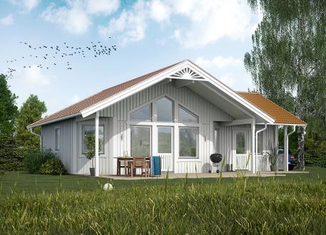 bis 100.000 € Ausbauhaus 70 - Energieklasse A+ - Kaufpreis 55.900.-- € inkl. 19% MwSt.