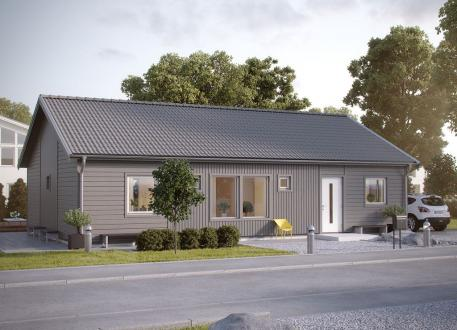 Bungalow Ausbauhaus 92 - Sommer-Special - Kaufpreis 49.900.-- € inkl. MwSt.