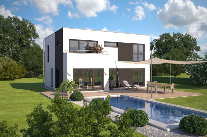 Bärenhaus Bauhaus Fine Arts 148 - Fine Arts 148 Garten