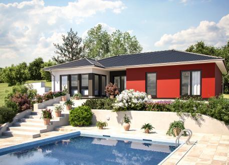 bis 200.000 € Bärenhaus Bungalow One 118
