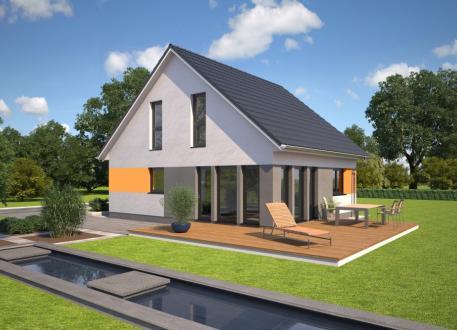 Bärenhaus Einfamilienhaus Esprit 112
