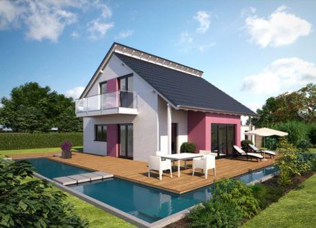 Bärenhaus Einfamilienhaus Esprit 125