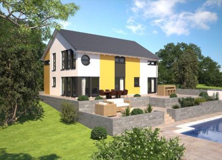 bis 400.000 € Bärenhaus Zweifamilienhaus Esprit 184