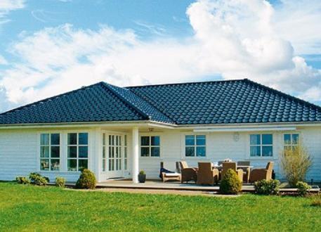 bis 100.000 € Bausatzhaus 120 - Kaufpreis 69.400.-- € inkl. MwSt.