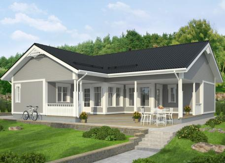 bis 250.000 € Bausatzhaus 123 - Kaufpreis 95.050.-- € inkl. 19% MwSt.