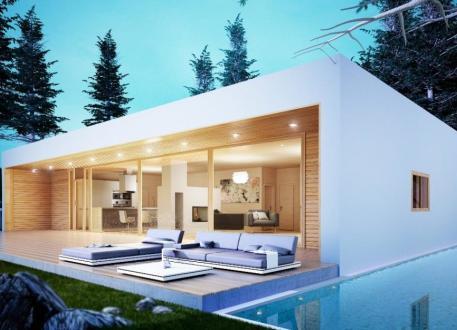 bis 100.000 € Bausatzhaus 150 - Kaufpreis 69.100.-- € inkl. MwSt.