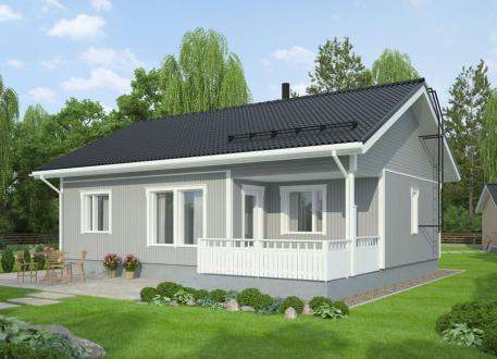 bis 175.000 € Bausatzhaus 71 - Kaufpreis 61.990.-- € inkl. 19% MwSt. -