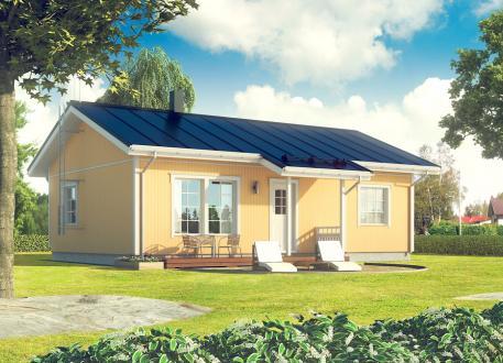 bis 175.000 € Bausatzhaus 78 - Kaufpreis 55.860.-- € inkl. 19% MwSt.