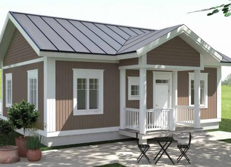 bis 100.000 € Bausatzhaus 79 /2 - Kaufpreis 68.000.-- € inkl. 19% MwSt. -