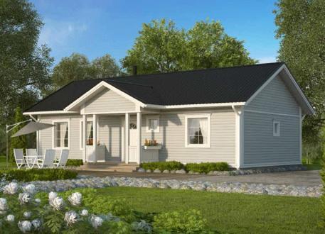 bis 100.000 € Bausatzhaus 94 - Kaufpreis 59.100.-- € inkl. MwSt.