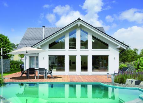 Einfamilienhaus Brilo - Modern, offen, großzügig.