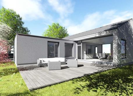 Landhaus Bungalow | BU1 | 129 qm | KfW55