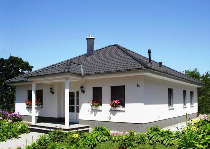 Bungalow 119 - da will ich wohnen im Alter - schuckhardt - Massivhaus