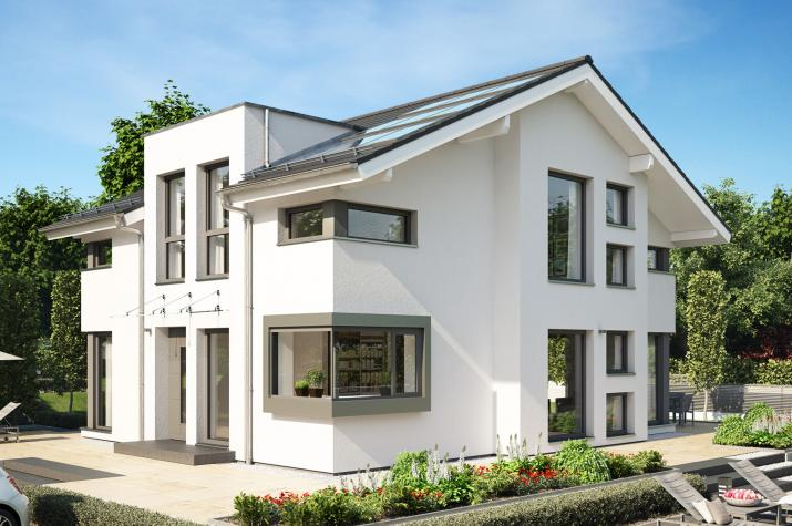 CONCEPT-M 152 Pfullingen - Elegantes und repräsentatives Einfamilienhaus