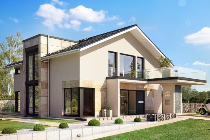 CONCEPT-M 163 München - Die Zukunft des Wohnens in einer neuen modularen Dimension