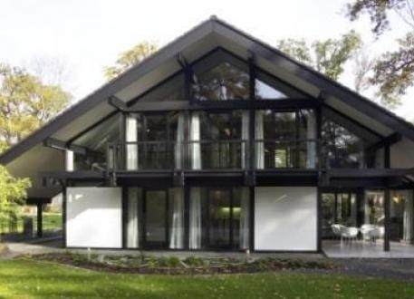 Fachwerkhaus DAVINCI HAUS 10-11 VA Rheinau-Linx