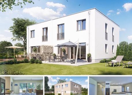 Doppelhaus Doppel- / Reihenendhaus F550