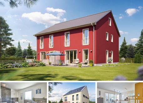 Doppelhaus Doppel- / Reihenendhaus S450