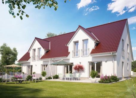 Doppelhaus Doppel- / Reihenendhaus S840