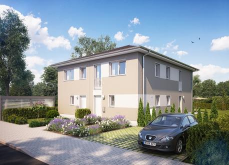 Doppelhaus Doppel- / Reihenendhaus Z280