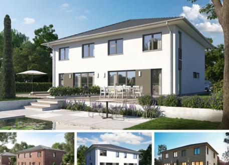 Zweifamilienhaus Doppel- / Reihenendhaus Z551 in NRW und Hessen